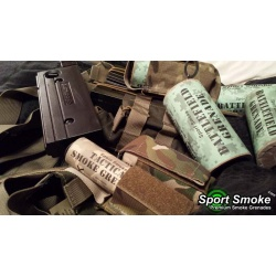 Sport Smoke MOLLE Tactical Smoke Grenade Pouch